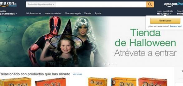 Amazon es la tienda on-line de referencia