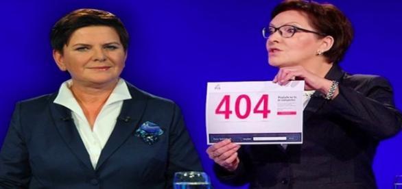 Błąd 404, czyli w poszukiwaniu konstytucji PiS