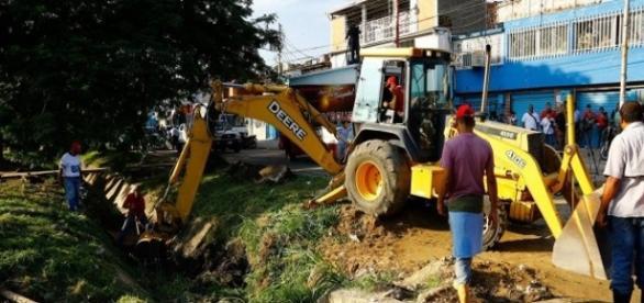 Jornada de limpieza en el municipio MBI