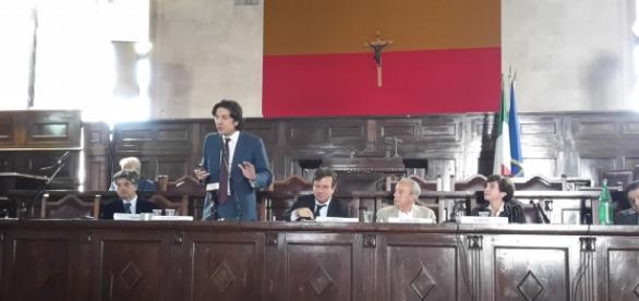 Marco Cappato intervenuto stamattina a Napoli.
