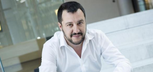 Matteo Salvini, segretario federale Lega Nord