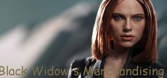 Merchandising de Black Widow impulsado por Disney