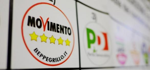 Movimento 5 Stelle e Partito Democratico