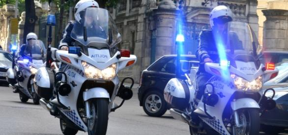 Polițiști pe motocicletă, victime ale accidentelor