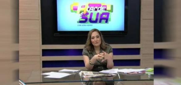 Sônia Abrão critica Rebeca e pode ser processada