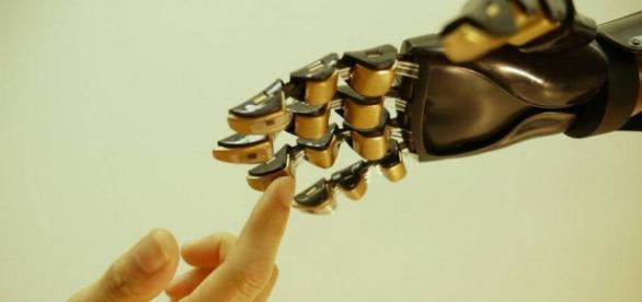 Una piel artificial capaz de sentir