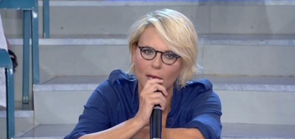 Gianluca ha fatto arrabbiare Maria De Filippi