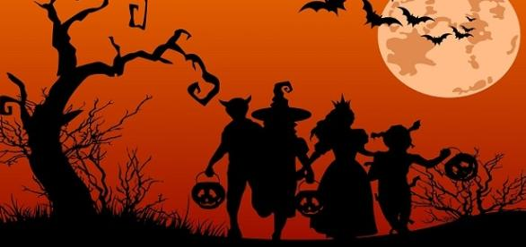 Halloween czerpie z pogańskich wierzeń /z1035.com