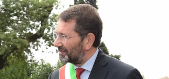 Il sindaco dimissionario Ignazio Marino.