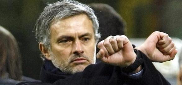 José Mourinho está vivendo maus momentos.