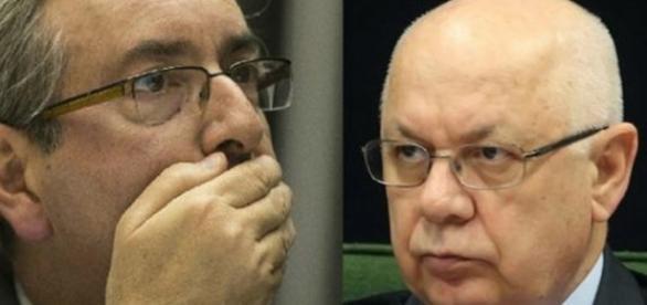 Ministro do Supremo decide a favor de Cunha