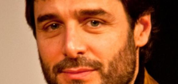 Nell'immagine l'attore Daniele Pecci