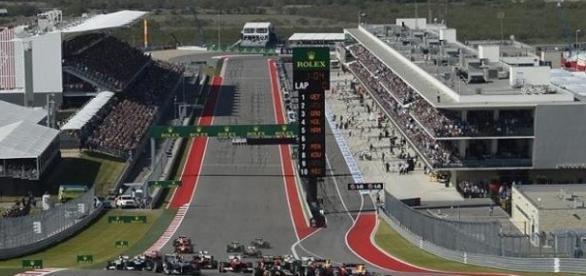 Programmi TV 25 - 25: Gran Premio Austin