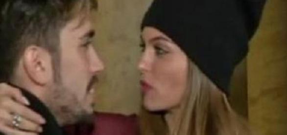 Uomini e Donne: Silvia e Rafael.