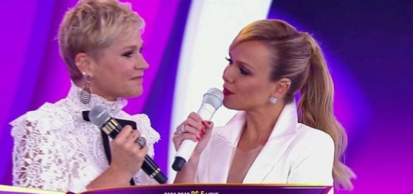 Xuxa vence a Globo pela primeira vez, mas no SBT