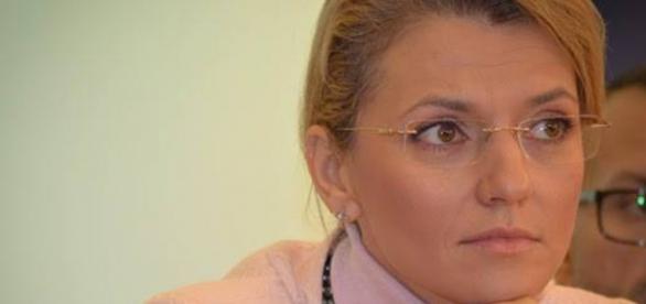 Alina Gorghiu în căutarea unor soluții!