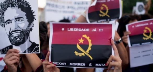 Angola e Portugal estão de costas voltadas.