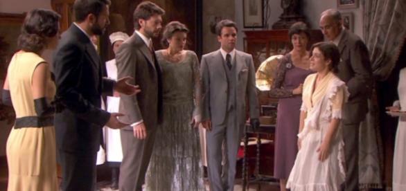 Il Segreto: Candela irrompe a La Quinta