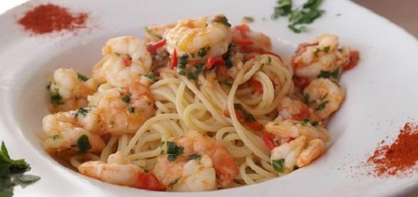 Imagen de nuestro plato listo para consumir