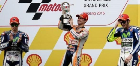 Lamentable acción en el GP de Malasia
