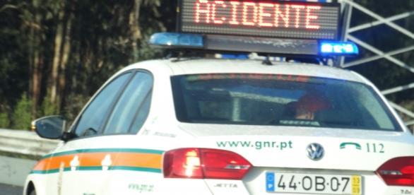 Um morto e um ferido grave na A2 - GNR