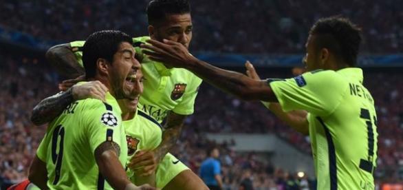 Barcelona está recorrendo aos tribunais.