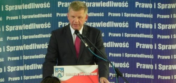 J.Rusiecki ponownie został senatorem. Fot.K.Krzak