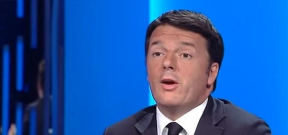 Matteo Renzi intervista su La7