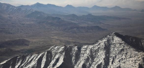 Afeganistão, uma região sísmica ativa. Pixabay