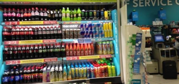 Bebidas refrescantes azucaradas en el Reino Unido