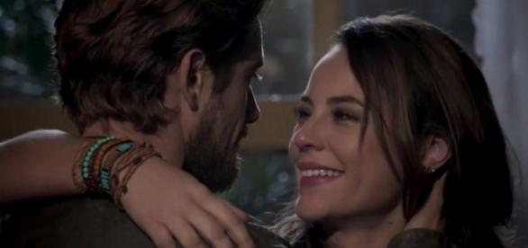 Felipe reafirma amor por Melissa