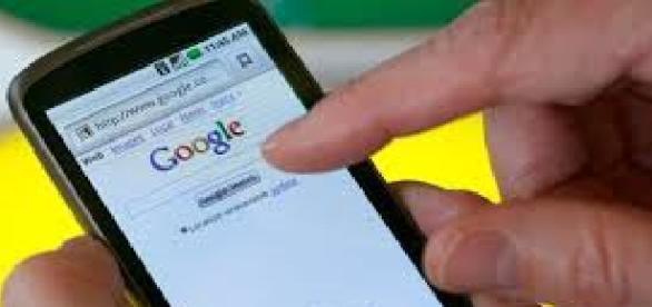 Google înregistrează datele personale