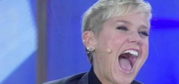 Xuxa Alfineta Silvio Santos (Reprodução/Record)