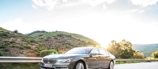 VIDEO: Noul BMW Seria 7 s-a lansat în showroom-urile din România