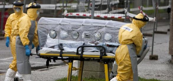 Alerta ante un posible caso de ébola