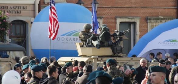 Amerykańscy żołnierze odwiedzili we wtorek Rzeszów