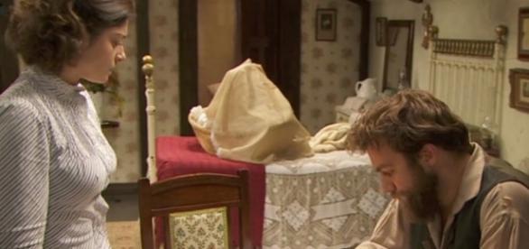 Anticipazioni Il Segreto: Fernando e Candela