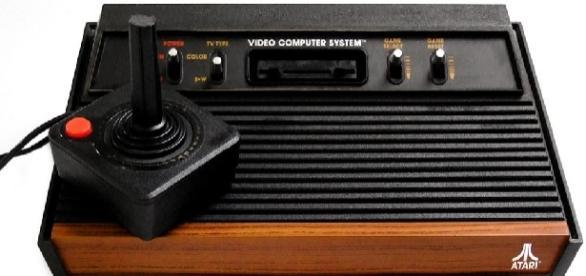 Atari 2600 foi um dos video games mais populares