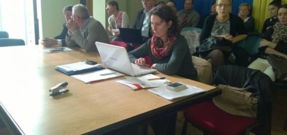 Conferenţiarul universitar Ileana Rotaru