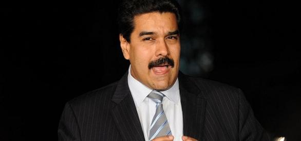 Nicolas Maduro es el actual presidente venezolano