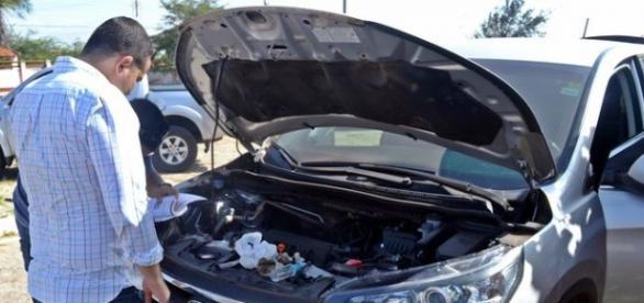 Quase 40 carros são roubados no Ceará por dia