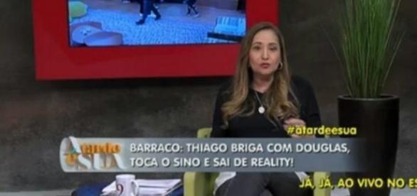 Sônia Abrão achou substituto para o BBB