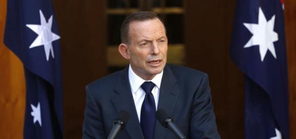 Tony Abbott ostrzega Europę przed imigrantami
