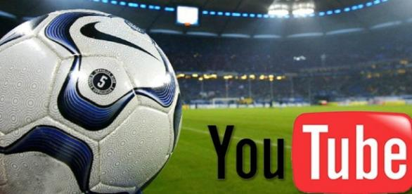 YouTube vai mostrar futebol ao vivo