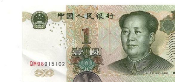 Yuan, la moneda de oficial de China