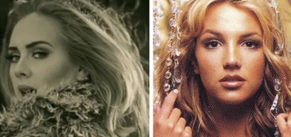 Adele pode bater recorde de vendas de Britney