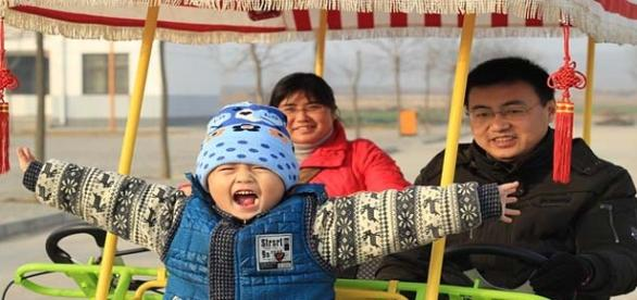 China ends one child policy after 35 years.