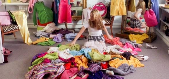 Cómo ordenar tu armario y alejar el caos