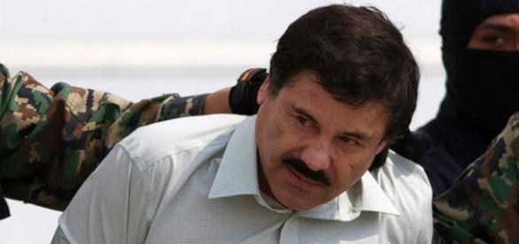 El Chapo, uno de los hombres mas buscados