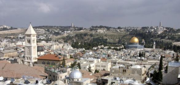 Fotografía de la ciudad de Jerusalen